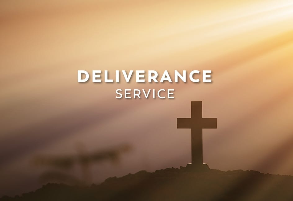 Special Deliverance Service at the United Nations Pentecostal Church