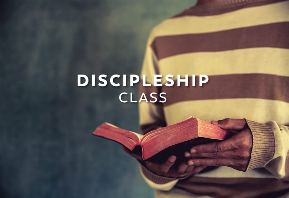 UNPChurch Weekly Discipleship Class