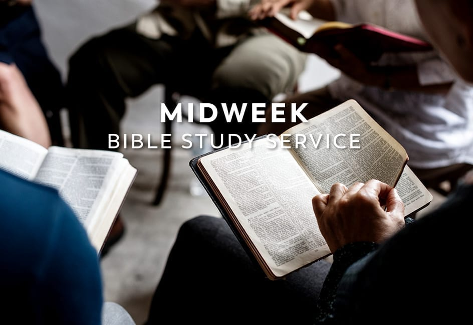 Weekly Midweek Bible Study Service at UNPChurch